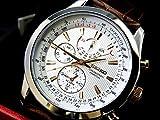 [セイコー]SEIKO 腕時計 クロノグラフパーペチュアル SPC129P1 クオーツ メンズ [逆輸入品]