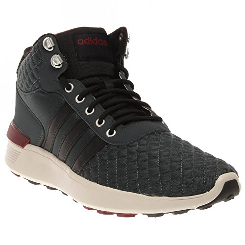 official photos 5042b c716b adidas NEO Mens Lite Racer Mid Lace-Up Shoe
