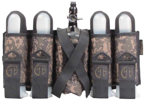 Tippmann Sport Series 4+1 Harness, Camouflage (Camo Paintball Pod Harness compare prices)