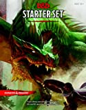 Book - Dungeons & Dragons Starter Set: Fantasy Roleplaying Fundamentals (D&D Boxed Game)
