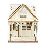 Doll House DIY Plywood Kit - Attic House 2 ★Made in Korea