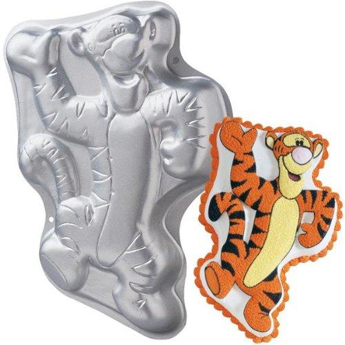 Wilton Disney's Tigger Tiger Cat Cake Pan (2105-3001, 1997) Retired