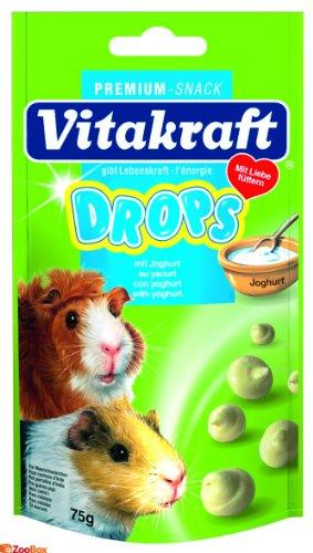Vitakraft Drops mit Joghurt für Meerschweinchen