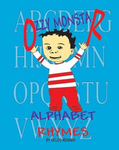 Ozzy Monstar Alphabet Rhymes