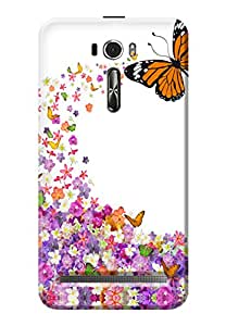 Asus Zenfone 2 Laser ZE601KL Designer Cover Kanvas Cases Premium Quality 3D Printed Lightweight Slim Matte Finish Hard Back Case for Asus Zenfone 2 Laser ZE601KL