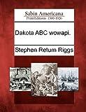 img - for Dakota ABC wowapi. book / textbook / text book