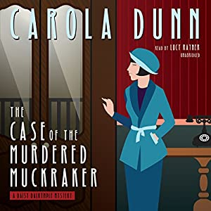 The Case of the Murdered Muckraker Audiobook