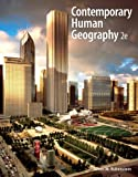 img - for Contemporary Human Geography (2nd Edition) book / textbook / text book