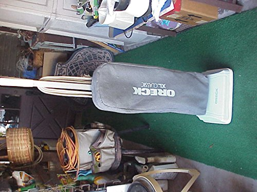 Oreck Upright Vacuum Cleaners front-465680