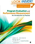 Program Evaluation And Performance Me...
