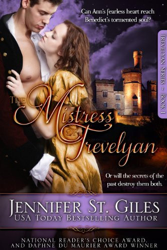 The Mistress of Trevelyan (Trevelyan Series) by Jennifer St. Giles