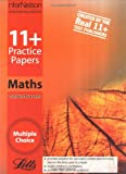 11+ Practice Papers, Multiple-Choice Mathematic Pack (Go Practice)
