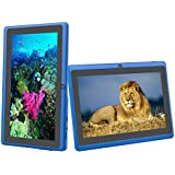 "COLAPAD 7"" A23 Google Android 4.4 OS 5 Point Capactive Touchscreen Tablet PC MID 512MB DDR 3 4GB Dual Core Dual Camera Blue"