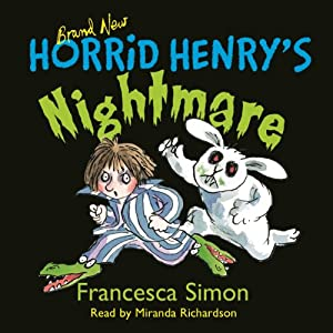 Horrid Henry's Nightmare Audiobook