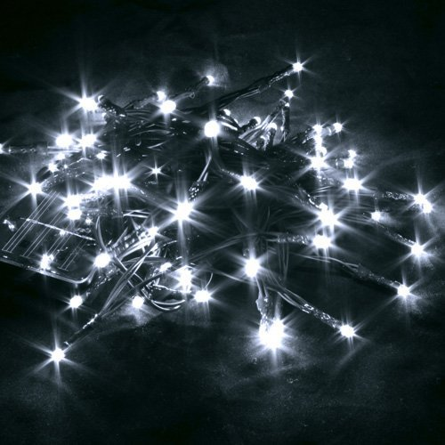 test solar led lichterkette koopower f r den garten zerobrain. Black Bedroom Furniture Sets. Home Design Ideas