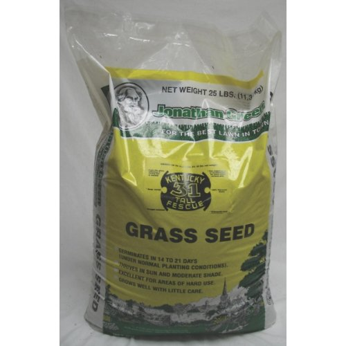 Jonathan Green Kentucky Tall Fescue Grass Seed, 25-Pound photo