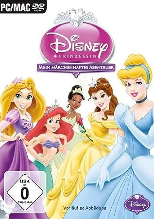 Disney Prinzessin - Mein Märchenhaftes Abenteuer