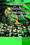 Reliability and Statistics in Geotech...