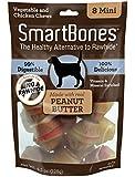 SmartBones Peanut Butter Mini 8Pk