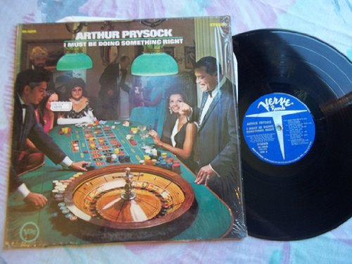 Arthur Prysock - i must be doing something right - Zortam Music
