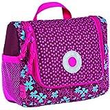 Lässig Bagage Enfant 4 Kids Mini Trousse Toilette 0,5 L Multicolore (Blossy Pink) LMWB1120