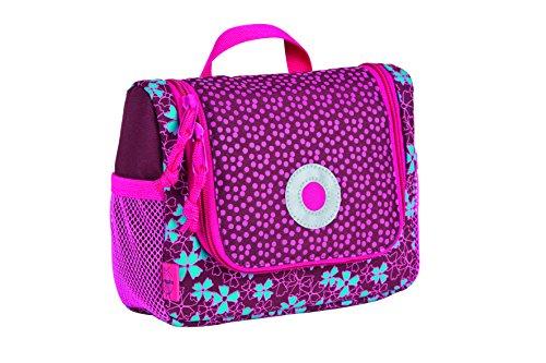 Lassig 4Kids Mini Toiletry Bag, Blossy Pink