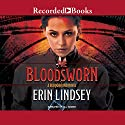 The Bloodsworn: A Bloodbound Novel Audiobook by Erin Lindsey Narrated by Jill Tanner