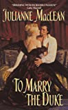 To Marry the Duke (Avon Romance)