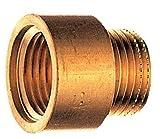 三栄水栓 多角穴ザルボ 呼び13X長さ20㎜ T22-13X20
