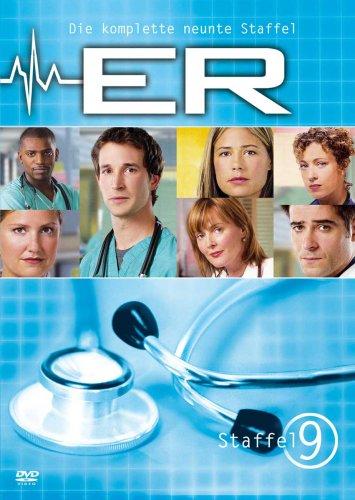 ER - Emergency Room, Staffel 09 [3 DVDs]