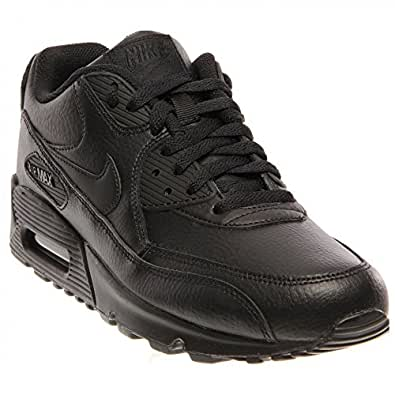nike air max 90 kids black