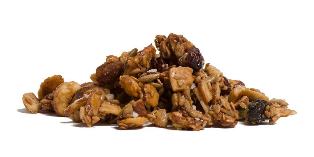 Honey Maple Granola
