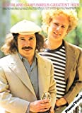 Partition : Simon & Garfunkel Greatest Hits Piano/Chant...