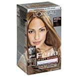 L'Oreal Feria Hi-Lift Browns Multi-Faceted Shimmering Colour, Level 3 Permanent, Hi-Lift Cool Brown B61