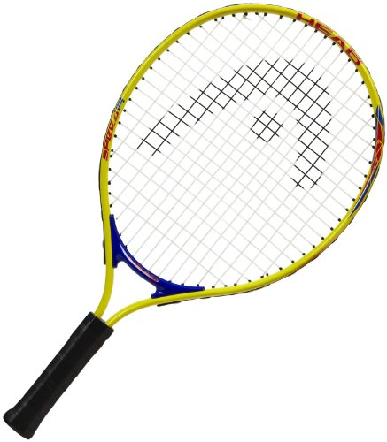 Head Junior Speed Tennis Racquet, 19 - 3 5/8 Grip - Yellow
