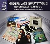 Modern Jazz Quartet Vol. 2-Seven Classic Albums