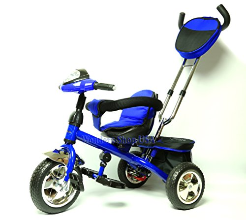 Home ...  sc 1 st  Epic Kids Toys & New 3 in 1 Trike Kid Tricycle for Toddler with Adjustable Seat ...