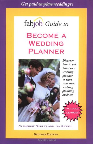 FabJob Guide to Become a Wedding Planner (FabJob