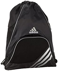 adidas Team Speed Sackpack, One Size Fits All, Black