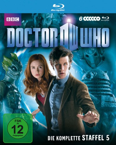 Doctor Who - Die komplette 5. Staffel [Blu-ray]