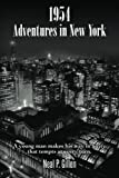 img - for 1954 Adventures in New York book / textbook / text book