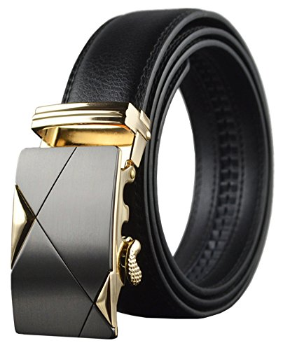 qishi-yuhua-pd-mens-casual-genuine-leather-belts-automatic-buckle-belt08-00110cm