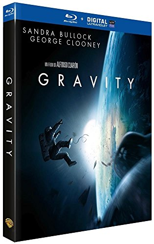 Gravity [Blu-ray] [FR Import]