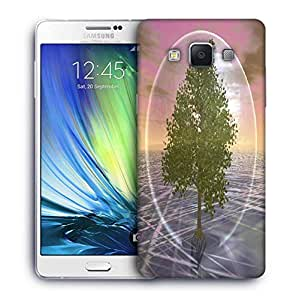 Snoogg climate Designer Protective Back Case Cover For Samsung Galaxy A7