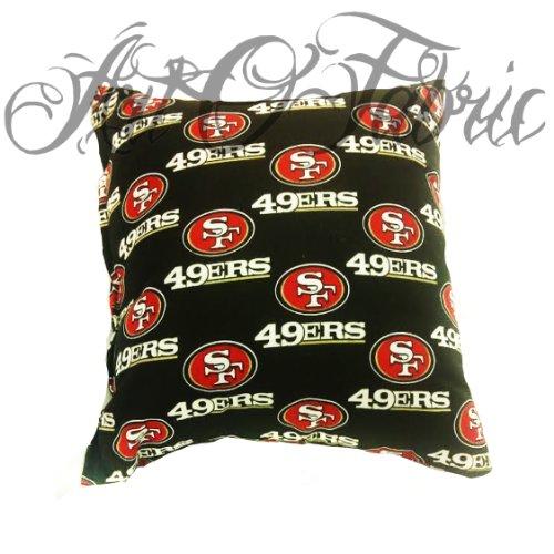 49ers Blanket Fleece front-1048952
