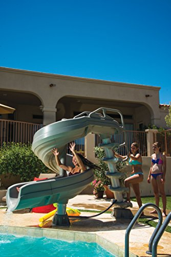 Inter fab g4c t g force water pool slide desert tan home for 98 degrees tanning salon