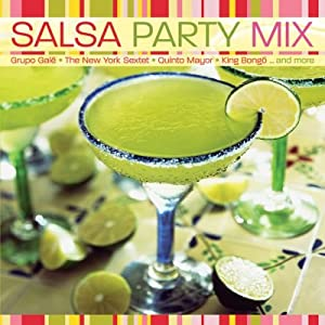Salsa Party Mix