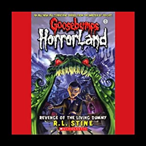 Goosebumps HorrorLand, Book 1 Audiobook