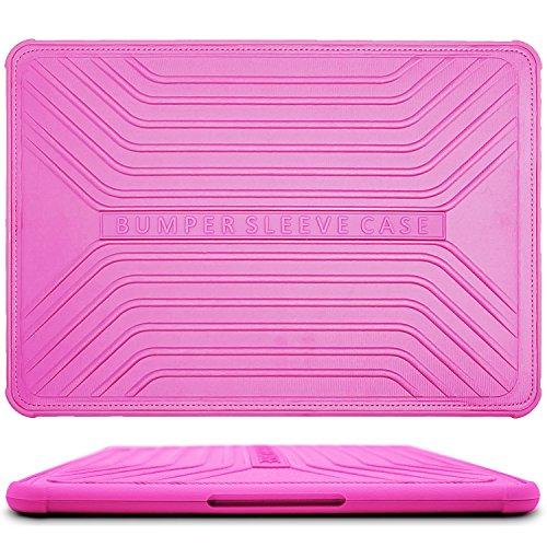 gearmaxtm-laptop-sleeveultra-thin-waterpoof-shakeproof-lightweight-flexible-lycra-fabric-for-133-inc