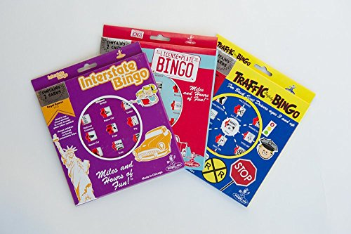 Regal Games Retro Travel Bingo 2 Pack (Assorted)